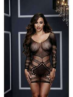 Moving Sale Bodystocking Dress fit 6-12