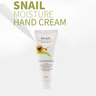<REDUCE> esfolio snail moisture hand cream