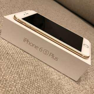 iPhone 6s Plus 64gb Gold - Unlocked - Plus Accessories- Brilliant Condition