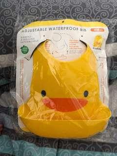 Piyo Piyo Adjustable Waterproof Bib