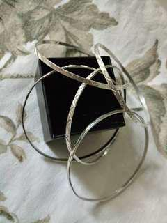 Silver 925 bangle