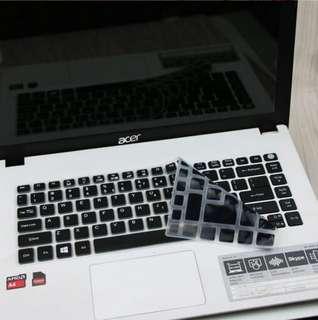 Acer TMX349 keyboard protector