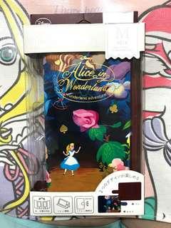 正貨 Disney alice 愛麗絲 flip case 電話套 6s iPhone 📱 多機種