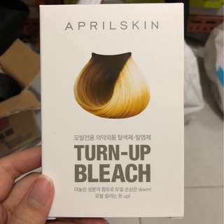 April Skin Turn Up Bleach