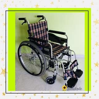 Miki Lightweight Wheelchair