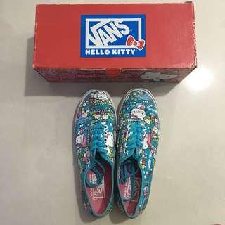 Vans Hello Kitty (Blue)