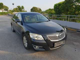 Toyota Camry for lease