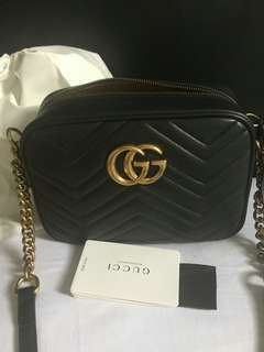 Gucci marmont small size authentic