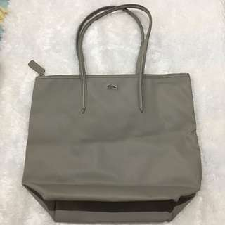 Authentic Lacoste Vertical Tote Bag