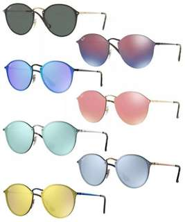 Rb3574 ray Ban blaze round brand new full packages original rayban
