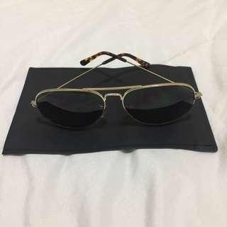 Benetton Aviator Sunglasses
