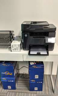 HP Printer/Scanner/Copy Machine