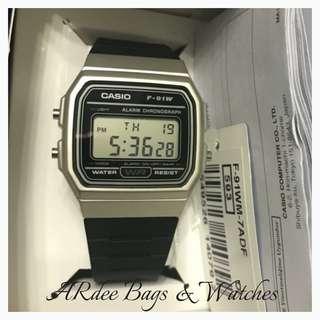 💯 Authentic Casio Watch F-91WM