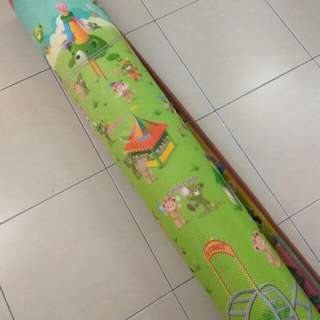 Original Parklon double sided playmat 130x200x1cm
