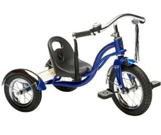 "Schwinn 12"" Steel Body Trike"