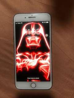 Iphone 7 plus rose gold 128 gb