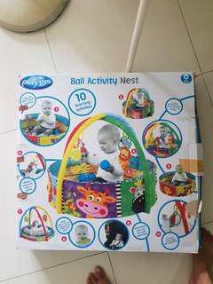 Playgro Baby Playmat (Ball Activity Nest)