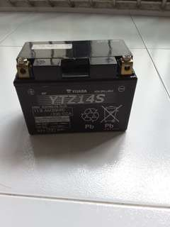 Yuasa YTZ14S Made in Japan 12V 11.8Ah Battery. 7.5 months old.