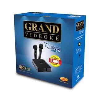 Grand Karaoke Rhapsody First Edition