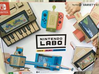 (NEW!) Switch LABO toy con-01