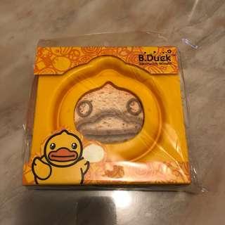 B Duck麵包夾