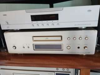 DCD S10 HI END CD player