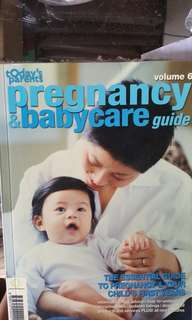 Pregnancy & Babycare guide book