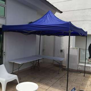 Rental | Portable Gazebo Tentage Rental | For Parties or outdoor