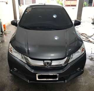 2014 Honda City VX+ Top Of the Line
