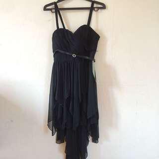Dress pesta hitam / black
