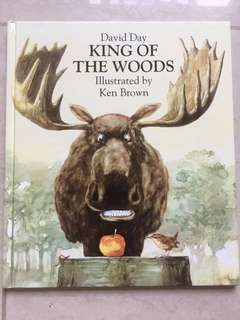 The King of The Woods by David Day