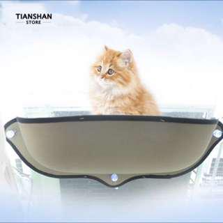 Preorder BN Cat Hammock Pets Dog Car Window Bed (Free Delivery) Pet