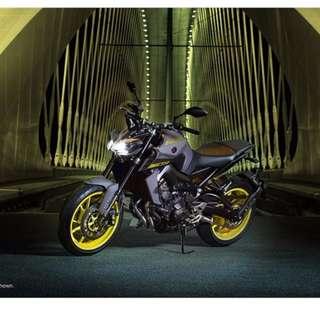 Yamaha MT-09 - Ready Stock!!