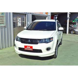 【SUM尼克汽車】2012 Mitsubishi Outlander io版 2.4L