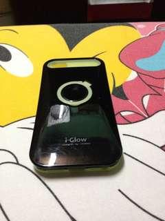 Authentic iGlow Iphone 5 case