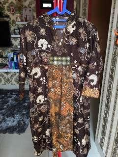 Atasan/blouse batik