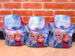Frozen goodie bag