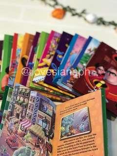 Disney Mini StoryBook Library