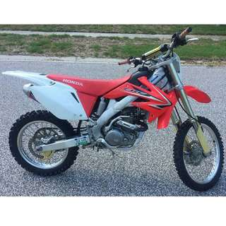 ** OFF ROAD ONLY!! ** 2014 CRF250X E-Start OFF ROAD ONLY