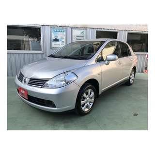 【SUM尼克汽車】2007 Nissan Tiida 1.8L