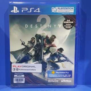 PS4 Destiny 2