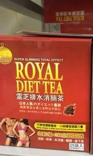 靈芝排水消腩茶