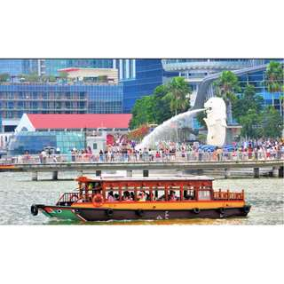 River Cruise Physical Tickets