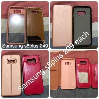 Cover case Samsung s8plus
