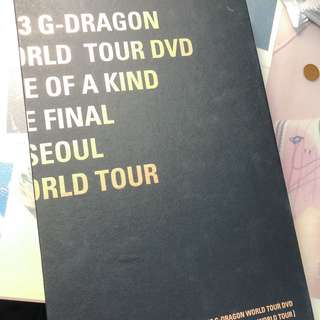 GDRAGON 2013 ONE OF A KIND FINAL IN SEOUL