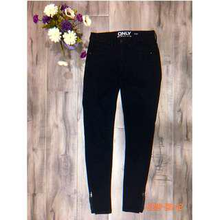 ONLY Black Skinny Jeans Sz Small - $25