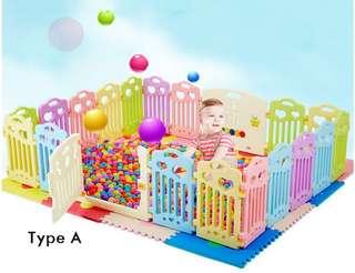 Playard Playpen Safety Gate