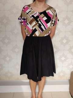 Mozaik dress