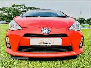 Toyota Prius C Hybrid 1.5 Auto