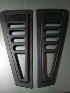 Window cover for old model myvi